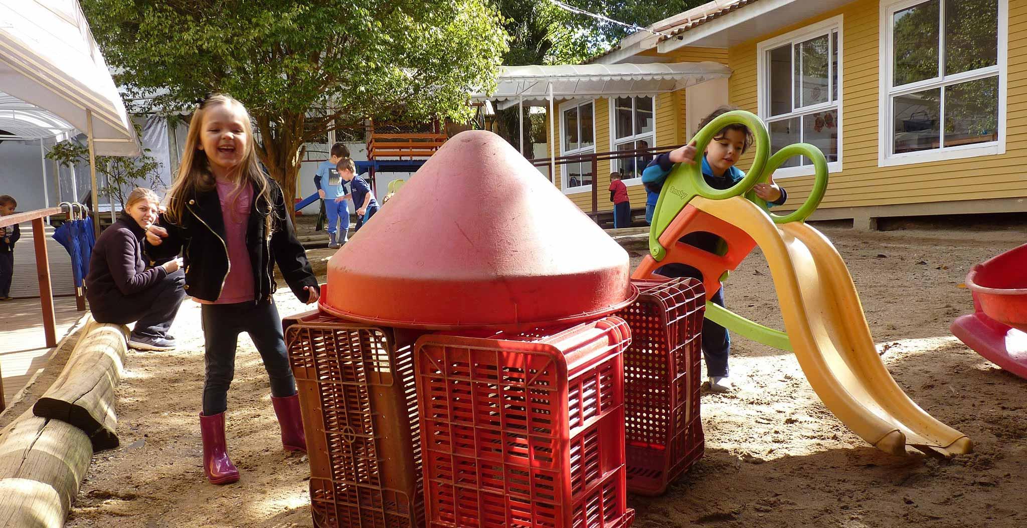 Dia a Dia Jardim de Infância