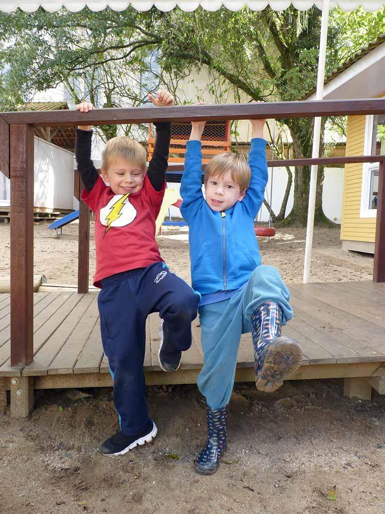 Dia-a-dia Jardim de Infância DSC