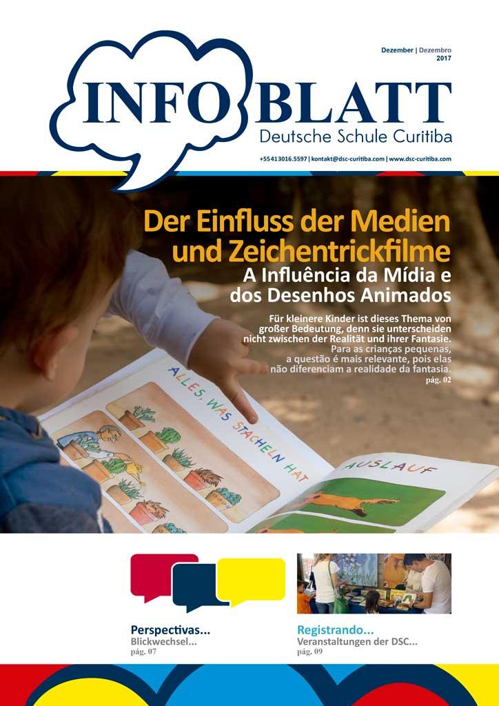 Infoblatt edição Dezembro 2017
