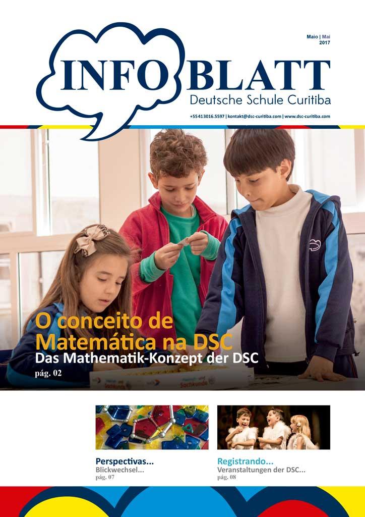 Infoblatt edição Maio 2017
