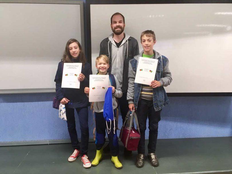 Concurso de Leitura em Língua Alemã 2019 - Vorlesewettbewerb 2019