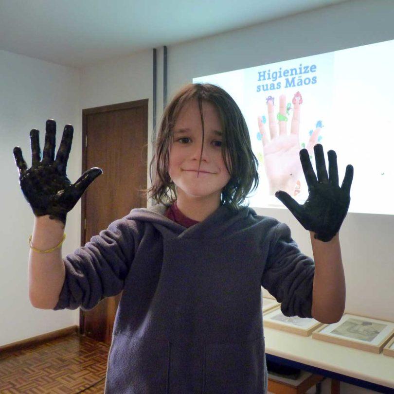 Higiene - Semana do que não se aprende na escola | Projektwoche