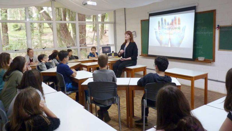 Intercâmbio - Semana do que não se aprende na escola | Projektwoche