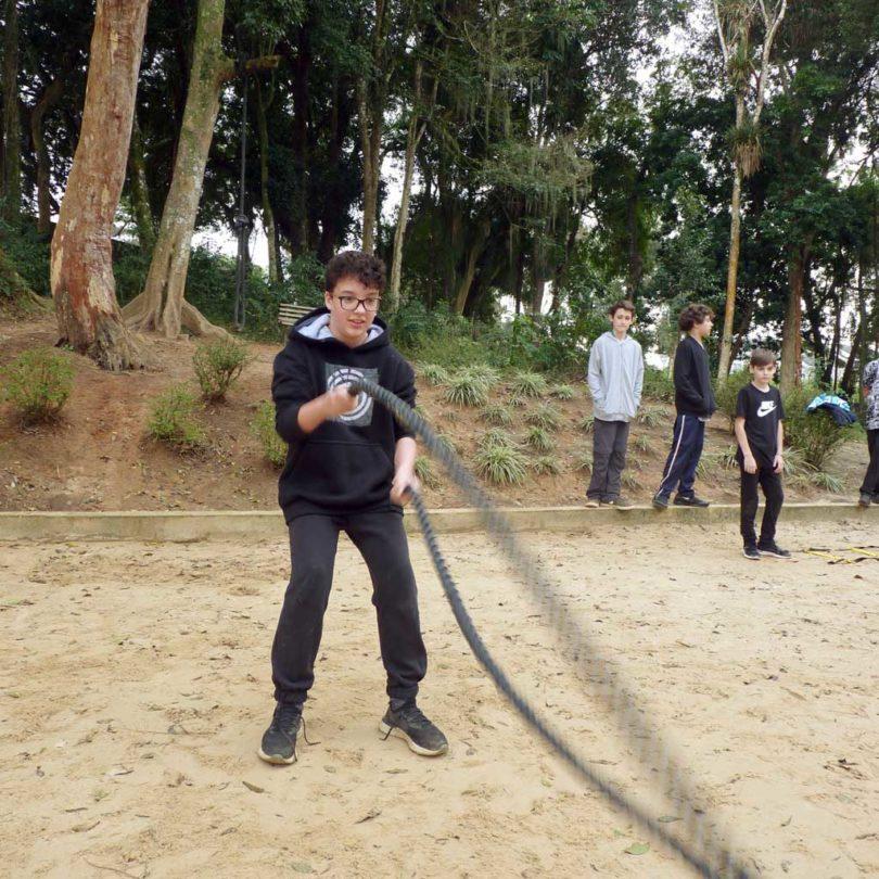 LPO - Semana do que não se aprende na escola | Projektwoche