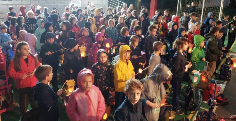 Passeio das Lanternas – Ensino Fundamental I _ Lanternelaufen mit der Grundschule