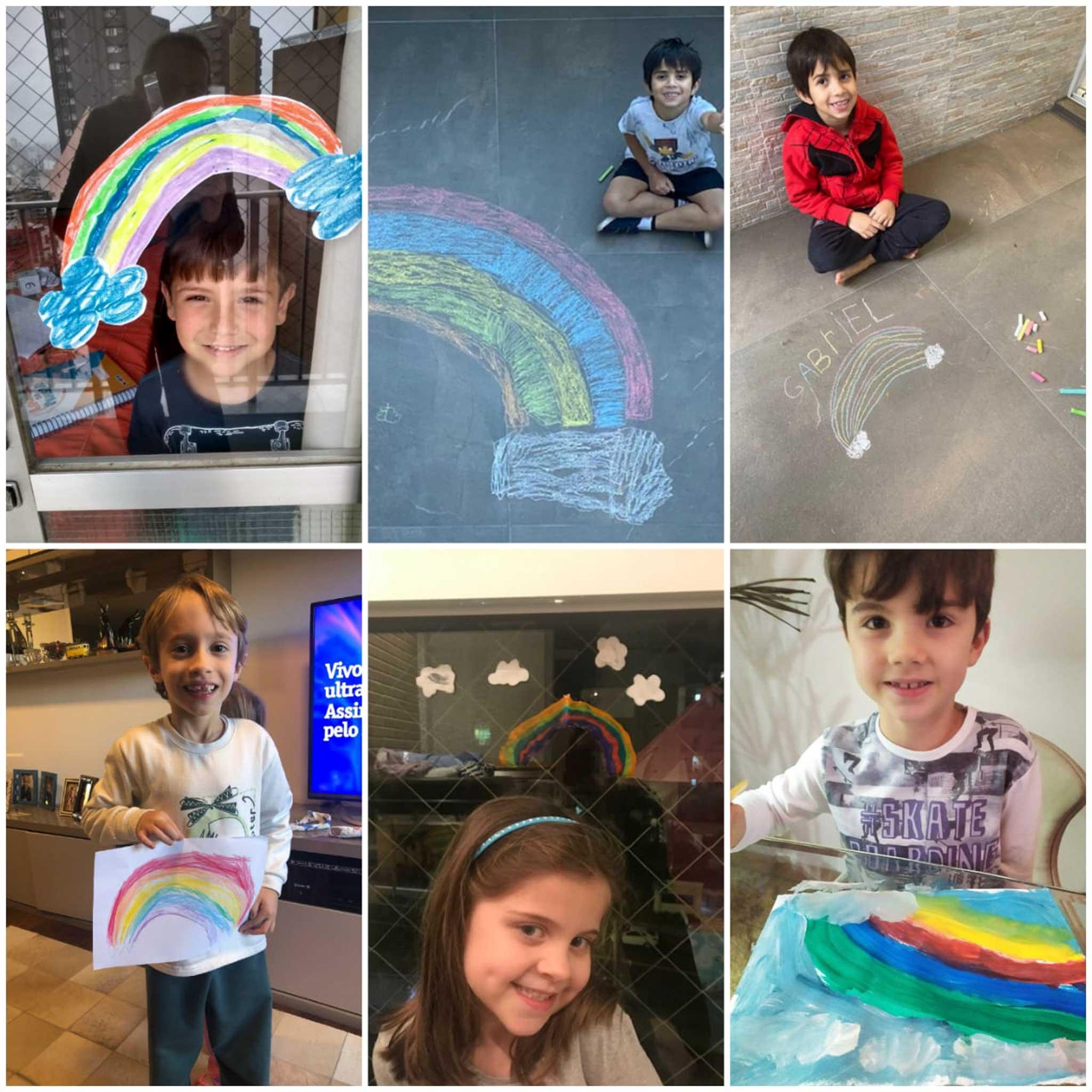 Arcos-íris / Regenbogen
