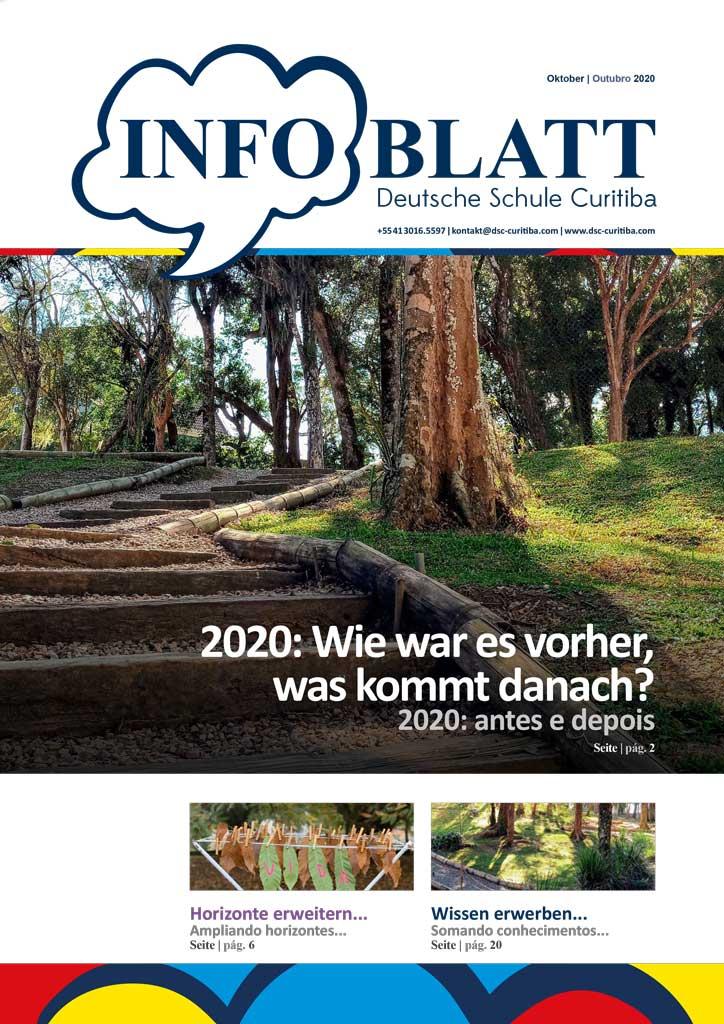 Infoblatt edição Outubro 2020