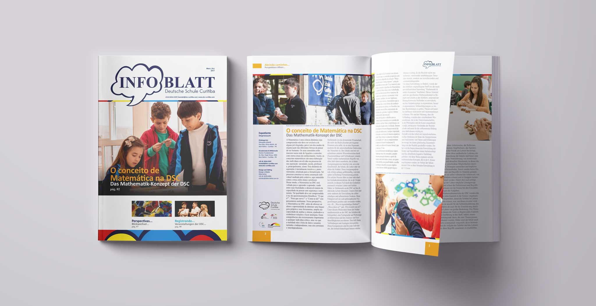 Informativo DSC Infoblatt